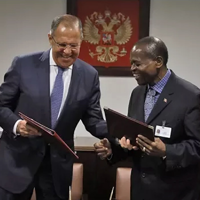 Russia and Grenada sign an agreement on visa-free travel